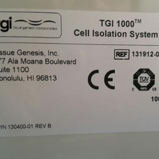 TGI 1000 Cell Isolation System